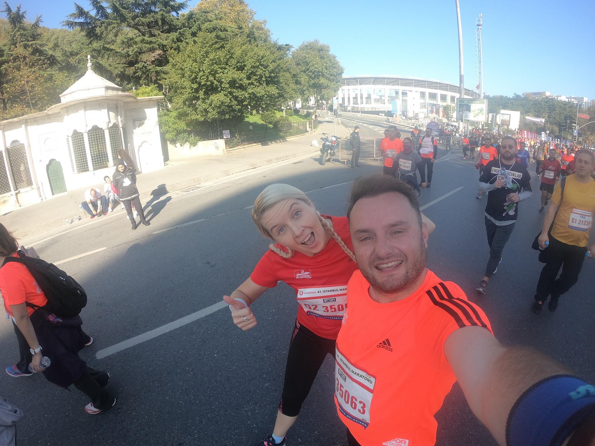 Trčali smo Istanbul maraton